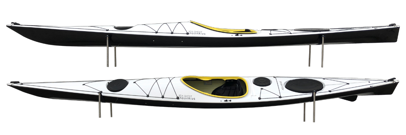 Aquarius kayaks Sea Ghost